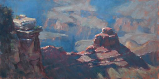 Canyon Trails 12x24 Oil