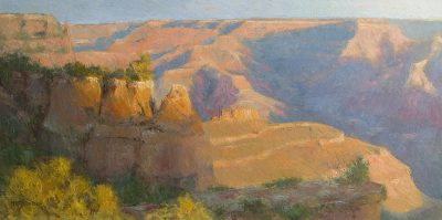 Southwest Oil Painting