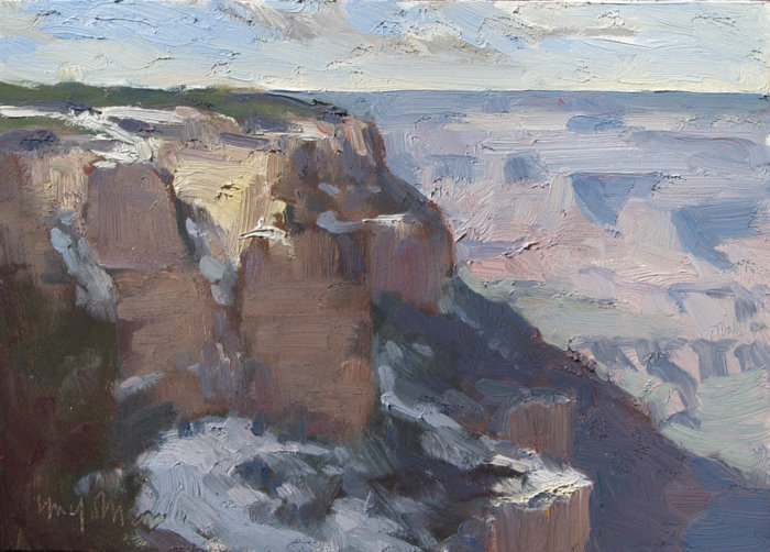 Grand Canyon Sketch I
