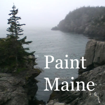 Plein Air Painting Workshops in Maine and New England with Artist Michael Chesley Johnson